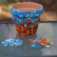DIY Crafts: Easy Mosaics