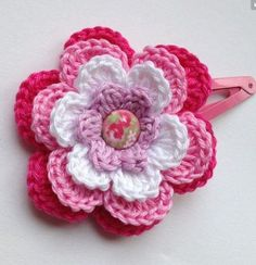 Sweet Nothings Crochet: 10 TIC TAC CLIPS FOR CHARITY