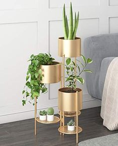 Metal Plant Stand, 6 Tier 6 Potted Indoor Outdoor Flower Pot Stand Holder Shelves, Foldable Decorative Display Rack for Potted Plant for Patio Garden, Living Room, Corner Balcony & Bedroom, Ideal Gift 【Metal Plant Flower Display Stand】100% Iron shelf rack: This flower stand is made of 100% Iron, smooth and no burr, waterproof, easy to care, wipe to clean, more durable than other materials. The coating on surface in different colors provides more choice for you to design and decorate your roo Living Room Plants Decor, House Plants Decor, Patio Plants, Indoor Plants, Indoor Plant Decor, Indoor Plant Shelves, Living Room Corner Decor, Indoor Outdoor, Bedroom With Plants