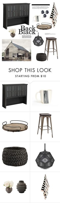 """The Rustic Beach House"" by barngirl ❤ liked on Polyvore featuring interior, interiors, interior design, home, home decor, interior decorating, Pier 1 Imports, Sarah Cihat, CB2 and Tom Dixon"