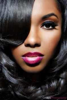 ♥ Love it team brown skin make up
