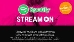 Telekom StreamOn: Spotify endlich inklusive (ohne Anrechnung aufs Datenvolumen) - https://apfeleimer.de/2017/09/telekom-streamon-spotify-endlich-inklusive-ohne-anrechnung-aufs-datenvolumen - Spotify mit Telekom StreamOn ohne Anrechnung aufs Datenvolumen nutzen. Die Telekom rüstet sich für die kommende iPhone 8 Vorbestellung mit einem neuen StreamOn Partner: Spotify kann ab sofort mit Telekom MagentaMobil Tarifen mit StreamOn Option genutzt werden, das Streamen von Musik üb