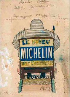 Michelin in 1910