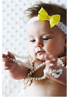 35 Absolutely Adorable Ideas for Your Baby's First Photo Shoot ...
