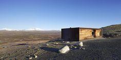 Hufton + Crow | Projects | Norwegian Wild Reindeer Centre Pavilion