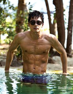 Guy Candy: Hit The Pool With Kim Ji Hoon