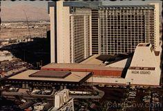 MGM Grand Hotel, on The Strip Las Vegas Nevada