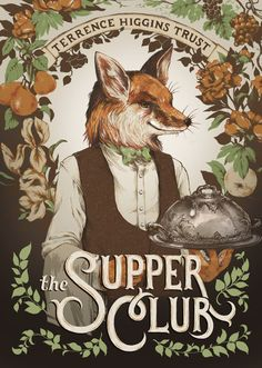 The Supper Club by David Davidopoulos, via Behance