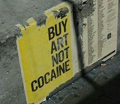 art, buy, cocaine, drugs, not