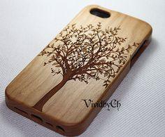 custom order wood iphone 6 case, wood iphone 6 plus case, iphone 5/5s wood case, Tree iphone 4/4s case - wood iphone 5c case, apple logo by VIVIDbyCh on Etsy https://www.etsy.com/listing/205647149/custom-order-wood-iphone-6-case-wood