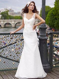 Martine by Stephanie Allin Ex Sample Wedding Dress