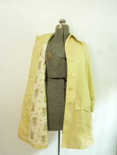 Vintage Pastel All Weather Rain/Shine Coat/Jacket by rileybella123, $42.00