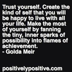 from Golda Meir