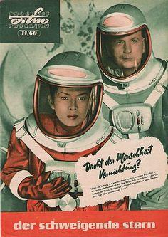 Der schweigende Stern / First Spaceship on Venus / 金星ロケット発進す (1959)
