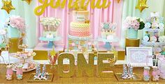 Twinkle Star Birthday Party