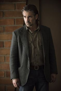 Pin for Later: Halloween Costume Inspiration From This Year's Hottest TV Ray Velcoro From True Detective