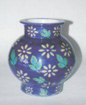 Night flowers. Jaiput Pottery.