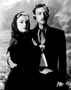 Jorge Negrete y Miroslava Estrellas Mexicanos Cine de Oro