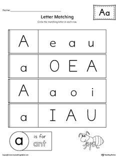 letter case recognition worksheet letter e best letter case ideas. Black Bedroom Furniture Sets. Home Design Ideas