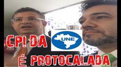 URGENTE!!! CPI DA UNE É PROTOCOLADA NA CÂMARA DOS DEPUTADOS - YouTube