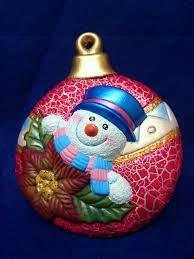 Resultado de imagen para ceramica navideña 2014