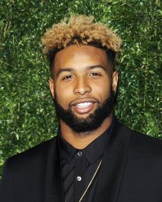 Pin for Later: 20 Reasons We Wouldn't Be Mad If Khloé Kardashian Is Dating Odell Beckham Jr. Because His Smile Could Bring World Peace