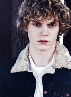 "Evan Peters He has really proved his acting abilities in ""American Horror Story"""