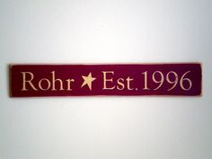 rusticrelativesigns.com     check out these handmade signs.
