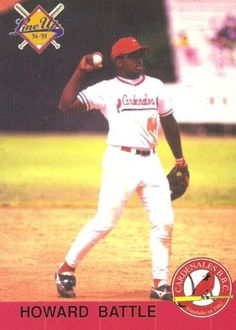 Howard Battle Cardenales  De Lara