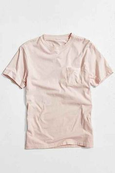 UO Pigment Pocket Tee - Urban Outfitters