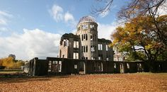 The park's main facility is the Peace Memorial Museum. Consisting of two building, the museum surveys the history of Hiroshima and the advent of the nuclear bomb.