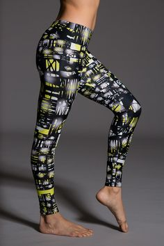 Onzie Long Leggings - Hot Yoga Clothing, Bikram Yoga Clothes, Core Power Yoga