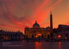 Saint Peter by creastefano. Please Like http://fb.me/go4photos and Follow @go4fotos Thank You. :-)