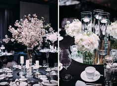 Centerpieces and wedding ideas for a korean wedding in Grand Hyatt Hotel in Seoul. Photos: Pedro Bellido #koreanWedding #weddingIdeas #centerpieces