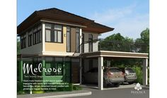 MELROSE Two Storey Single Detached Home  Lot Area : 156 sqm Floor Area : 180 sqm Features: 4 Bedrooms 1 Maid's Quarter with Toilet & Bath 2 Toilet and Bath 1 Powder Room Porch Lanai Carport Balcony Utility Area Basic Intrusion Alarm System