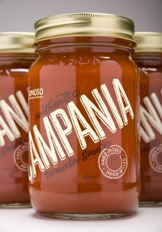 Our Campania tomato sauce!