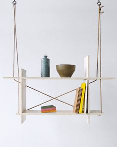 """Flying Shelf von Kueng Caputo (with instructions > click """"Anleitung zum Nachbauen des Regals"""")"""
