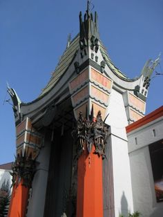 Grauman's Chinese Theater Los Angeles, CA