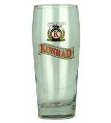 Beers of Europe   Konrad Tumbler Glass 0.5L