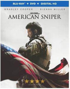 American Sniper DVD reviews