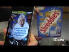 Blippar creates daily pearls of wisdom with Nestle Shreddies