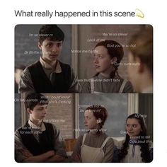 talks 3 → anne with an e - 13 - curls curls curls - - Read 13 - curls curls curls from the story talks 3 → anne with an e by pizzavitae (naтala wιтнoυт a ĸ) with 892 reads. Gilbert Blythe, Gilbert And Anne, Anne With An E, Anne Shirley, Kindred Spirits, Film Serie, Pride And Prejudice, Period Dramas, Best Shows Ever