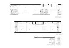 die 58 besten bilder von schmales haus schmales haus grundrisse und architekten. Black Bedroom Furniture Sets. Home Design Ideas