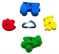 New Children's Climbing Holds to build a climbing wall in your sensory rooms for your kiddos