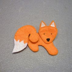 Make Sweet Fox from Felt - Guidecentral