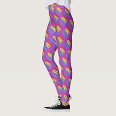 #Colorful Fun Cat Leggins for the Crazy Cat Lady Leggings - #Xmas #ChristmasEve Christmas Eve #Christmas #merry #xmas #family #kids #gifts #holidays #Santa