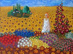 Painting by Olga Kvasha