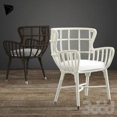 Palecek Palermo Chair