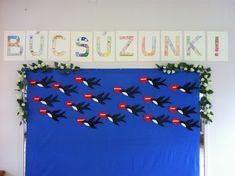 Kindergarten, Flag, Decoration, Decor, Kindergartens, Science, Decorations, Decorating, Preschool