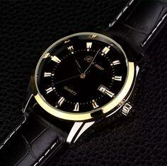 """Элитные часы «Бей Nuo» http://nuo.feere.ru/ Отличительной чертой часов """"Бей Nuo"""" является особенная, лишенная вызывающего гламура, роскошь, сдержанная и элегантная. Бей Nuo – это современный и эстетичный взгляд на классический круглый циферблат часов! Браслет часов выполнен из особо прочной экокожи, устойчивой к царапинам и повреждениям. Классическая застежка..."""